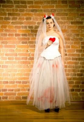 Мертвая Невеста Костюм