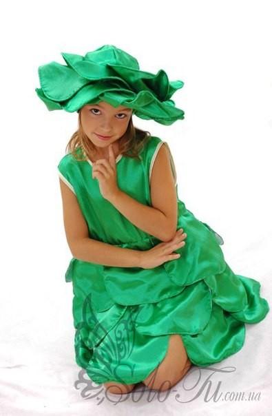 Платье капусты своими руками 42