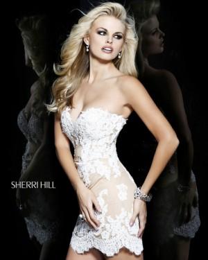 1bad57fe4d2ac2 Sherri Hill 1403 (Код:SH1403)