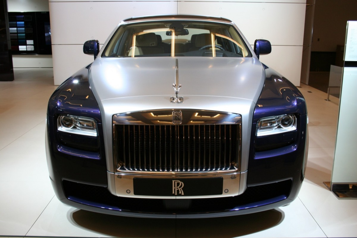 Фото Rolls Royce Ghost