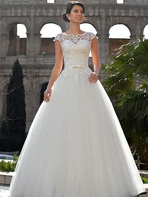 a635a80ea80 Фото Vittoria. Ева. Красивое свадебное платье ...