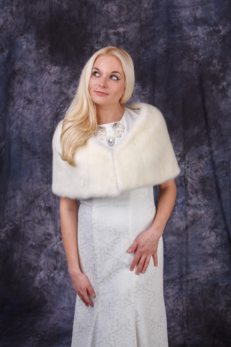 Шубка Для Свадебного Платья Цена