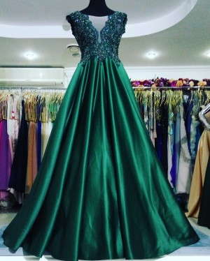 Top Dress Emerald