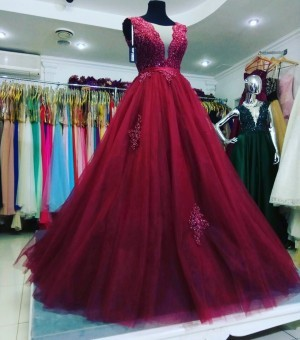 Фото Top Dress Marsala