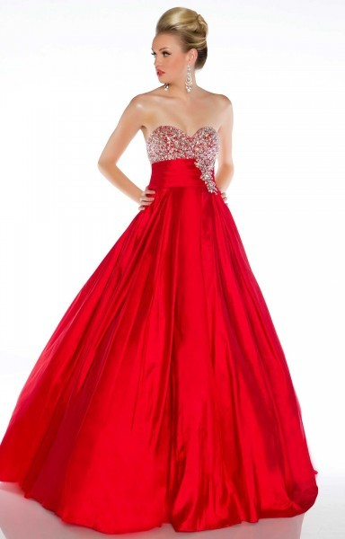 Фото Mac Duggal Red