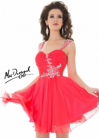 Фото Mac Duggal mini