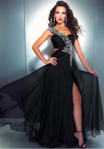 Mac Duggal Black