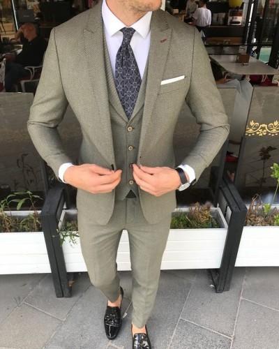ac976283a26 Стильный мужской костюм жениха купить в Киеве цены в Интернет ...